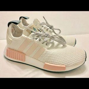 c89928a94 Women s Adidas Nmd R1 Pink on Poshmark